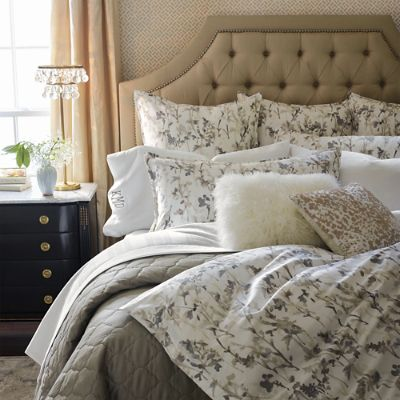 Philomena Mink Bedding Collection Frontgate