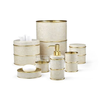Labrazel Fiona Ivory Bathroom Accessories Frontgate