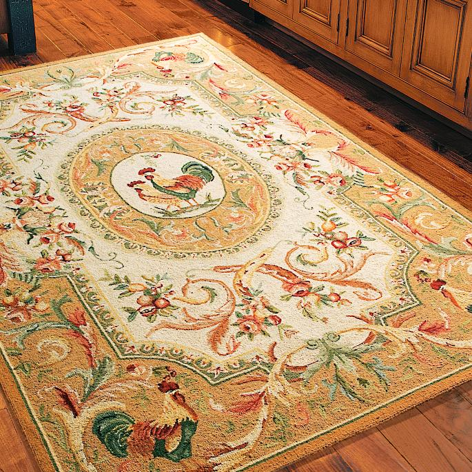 Rooster EZ Care Rug
