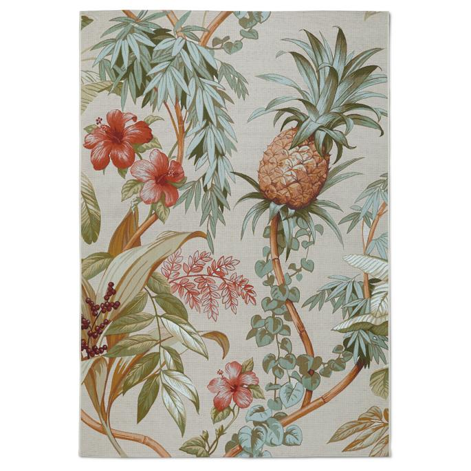 Tommy Bahama Island Pineapple Outdoor Area Rug