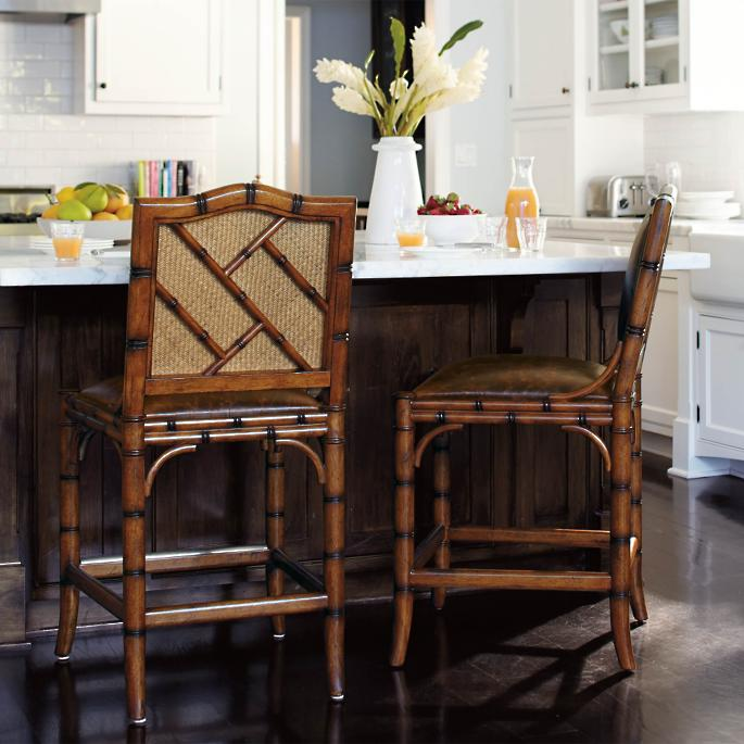 New Haven Bar And Counter Stools Frontgate