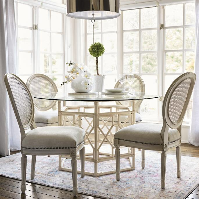 Ludlow Dining Chairs Frontgate