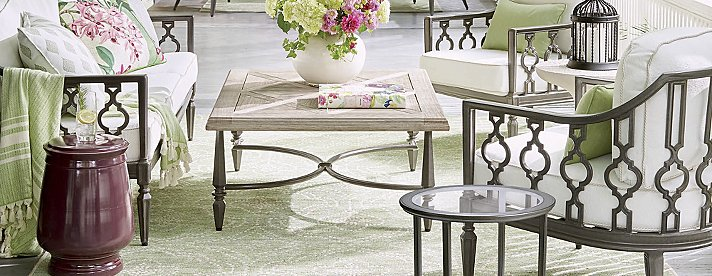 Shop The Collection - Outdoor Furniture Sets - Furniture Collections - Patio Sets