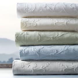 Scroll Matelass 233 Bedding Collection Frontgate