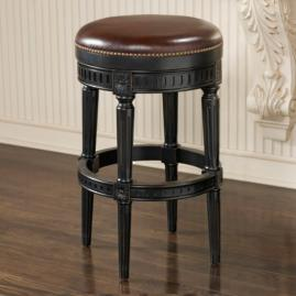 Manchester Swivel Backless Bar And Counter Stools