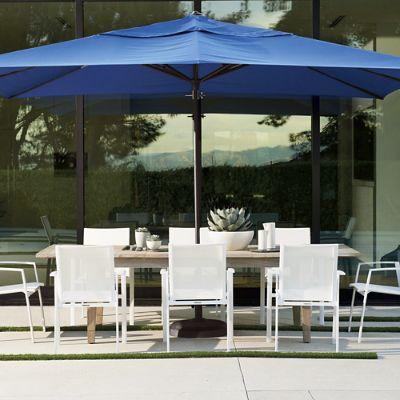 Easy Shade Outdoor Umbrella Frontgate