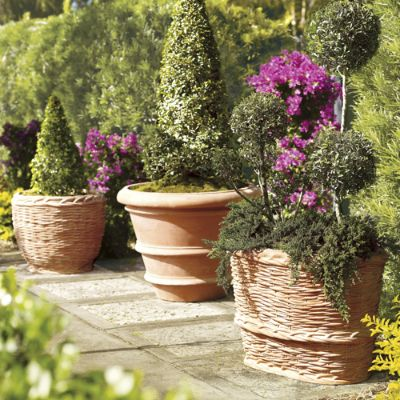 Impruneta Planters Frontgate