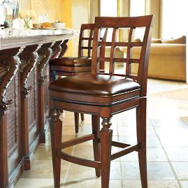 Boswell Swivel Bar And Counter Stools Frontgate