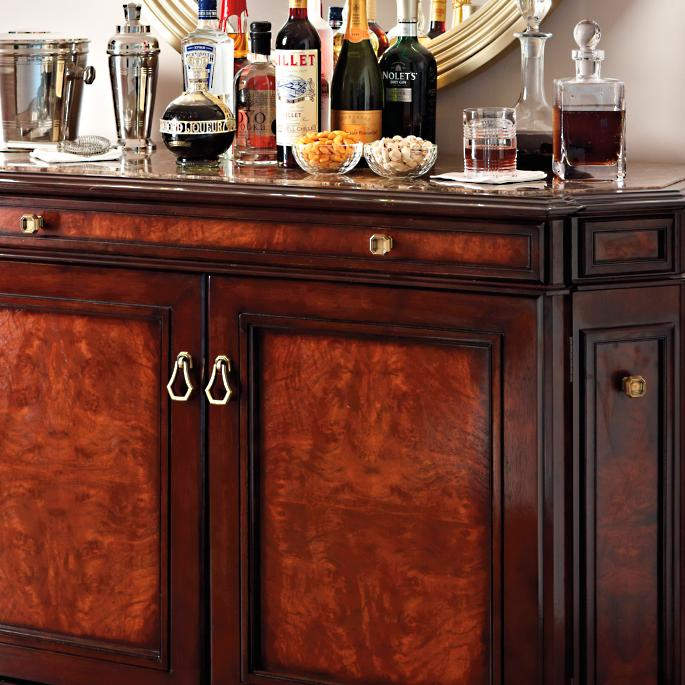 newport mini bar cabinets frontgate