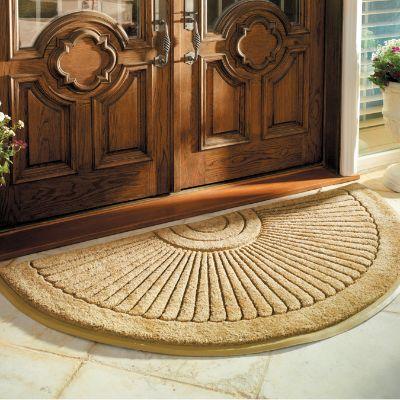 sunburst coco door mat frontgate