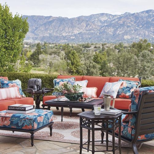Frontgate British Colonial Outdoor Furniture Collection - Patio ...
