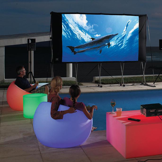 Glow Furniture glow outdoor furniture   frontgate