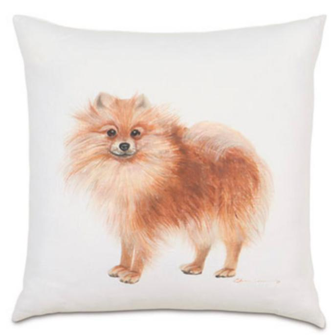 Dog Breed That Looks Like A Rug: Decorative Dog Breed Pillows