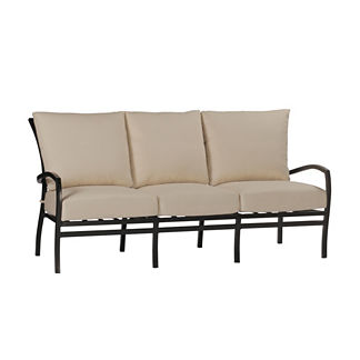 Aire Sofa with Cushions by Summer Classics