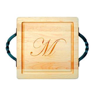 Personalized Square Cutting Board