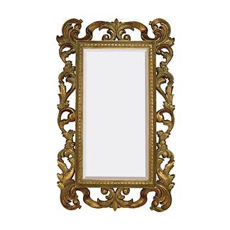 Suzette Leaning Mirror