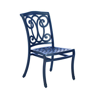 Somerset Dining Side Chair with Cushion by Summer Classics