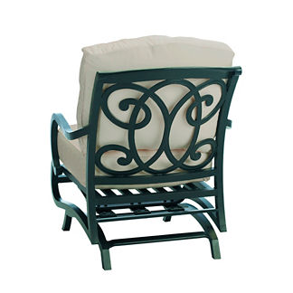 Somerset Spring Lounge Chair with Cushions by Summer Classics
