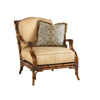 Tommy Bahama Island Estate Veranda Lounge Chair with Pillow