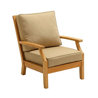 Cape Arm Chair with Cushions