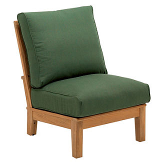 Ventura Center Chair with Cushions