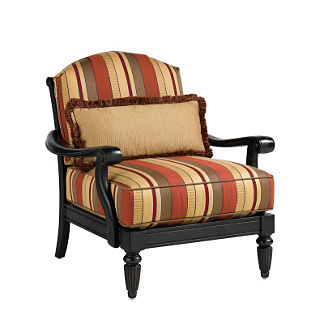 Tommy Bahama Kingstown Lounge Chair with Pillow