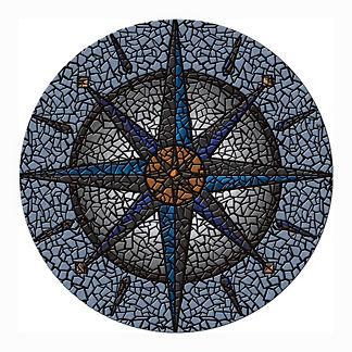 Compass Pool Mat