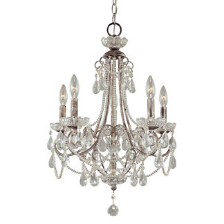 Silverwood 5-light Mini Chandelier