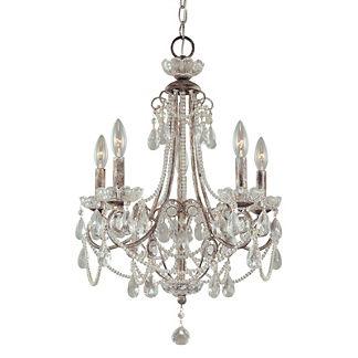 Outdoor light fixture frontgate silverwood 5 light mini chandelier workwithnaturefo