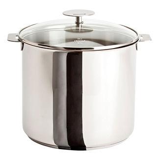 Cristel Casteline 10-qt Stock Pot with Removable Handle