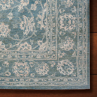 Auria Knotted Area Rug