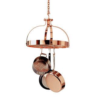 Enclume Copper Dutch Crown Pot Rack