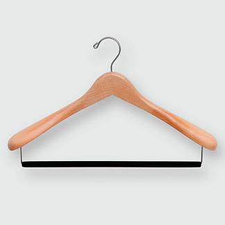 Luxury Men's Suit/Jacket Hangers, Set of Three