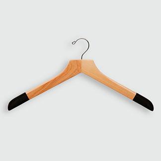 Luxury Men's Sweater/Polo Hangers, Set of Five