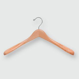 Luxury Men's Jacket Hangers, Set of Three