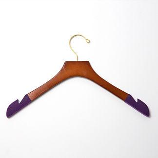 Women's Skinny Shirt Hangers, Set of Five