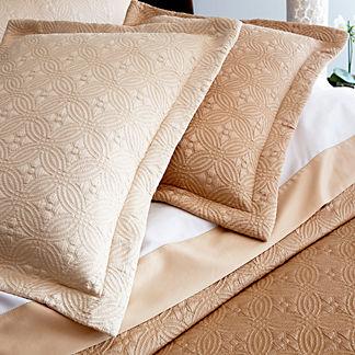 Lucia Matelasse Pillow Sham