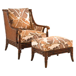 Tommy Bahama Las Palmas Fabric Chair