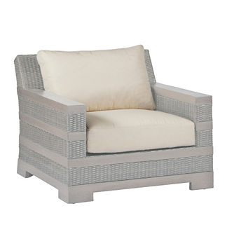 Sierra Lounge Chair with Cushions by Summer Classics