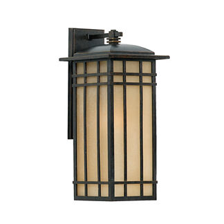 Lenox Outdoor Lighting Elongated Wall Lantern