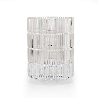 Labrazel Clear Prisma Waste Basket