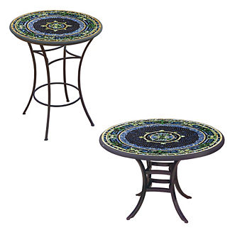 KNF Lake Como Round Bistro Table