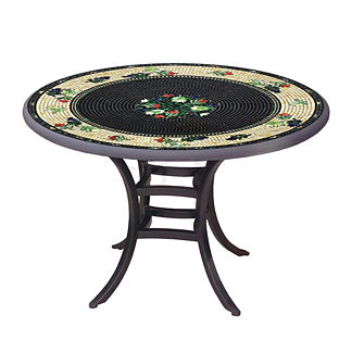 KNF Maritz Round Bistro Table