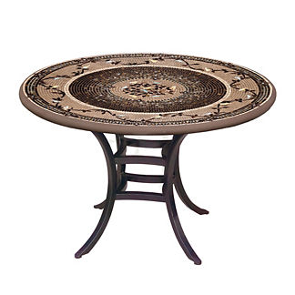 KNF Provence Round Bistro Table