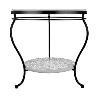 KNF Royal Hummingbird Double-tierd Side Table
