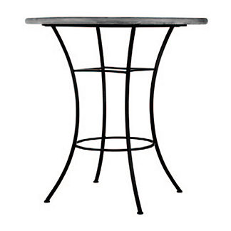 KNF Bella Bleu Round High Dining Table