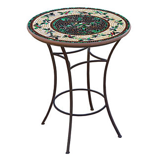 KNF Finch Round High Dining Table