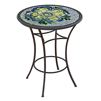KNF Giovella Round High Dining Table