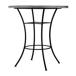 Jardin Round High Dining Table