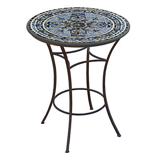KNF Roma Round High Dining Table
